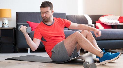 10 nejlepších domácích cvičení