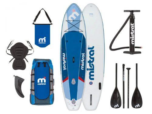 Allround Paddleboard Mistral 10,5′